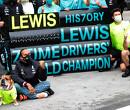 Lewis Hamilton geridderd vanwege verdiensten in Formule 1