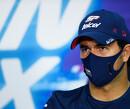 Perez weet niet of Max Verstappen hem blokkeert voor tweede stoeltje Red Bull