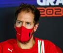 Sebastian Vettel maakt zich geen zorgen om gebrek aan F1-tests