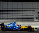 Eentje uit de oude doos - Fernando Alonso jaagt op Michael Schumacher op een natte Hungaroring