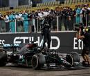 """Jordan over contractonderhandelingen Hamilton: """"Ik zou hem de deur wijzen"""""""