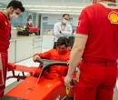 Sainz en Leclerc volgende week in actie met Ferrari uit 2018