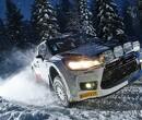 Valtteri Bottas verkent proeven van de Arctic Lapland Rally