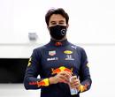 """Perez over het opnemen tegen 'mega snelle' Verstappen: """"Een enorme uitdaging"""""""