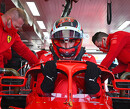 Achter de schermen bij Ferrari-debuut van Carlos Sainz
