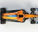 Volg McLaren tijdens de eerste week met de MCL35M