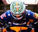 Daniel Ricciardo paste in eerste instantie niet in de McLaren
