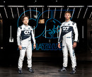 Pierre Gasly en Yuki Tsunoda over de AlphaTauri AT02