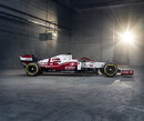 Alfa Romeo Orlen reveals its Formula1 car for season 2021