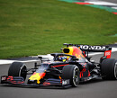 IN BEELD: Sergio Perez test met Red Bull Racing RB15 uit 2019