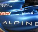 Alpine werkt de shakedown met de A521 af op Silverstone