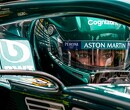 Lance Stroll stapt over op helm in Aston Martin-kleuren