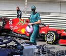 """Bernie Ecclestone: """"Sebastian Vettel voelde zich niet geliefd bij Ferrari"""""""