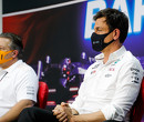 """Wolff over gat naar Red Bull in kwalificatie: """"We missen nog steeds de wagen en krachtbron"""""""