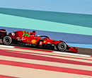 """Leclerc: """"Vettel liet mij het belang van details inzien"""""""