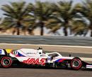 Onboard tijdens spin Mick Schumacher GP Bahrein 2021