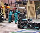 Menselijke fout lag ten grondslag aan mislukte pitstop Valtteri Bottas