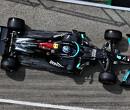 Valtteri Bottas maakt kennis met prototypes 18 inch-banden van Pirelli