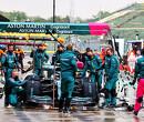 Aston Martin onderzoekt oorzaak voor remproblemen in Imola nog