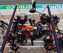 Mercedes klopt Red Bull Racing wel met de snelste pitstop op Imola