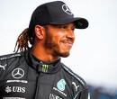 Hamilton is blij voor Grosjean en grapt : ''Als hij maar wel goed zorgt voor mijn auto''