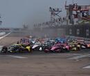 Samenvatting van de IndyCar-race in de straten van St Petersburg