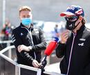 Fernando Alonso bijt zich vooralsnog stuk op 'indrukwekkende' Ocon