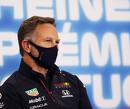 Christian Horner leidt je rond in het nieuwe engineering house van Red Bull Racing