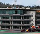 Sergio Perez levert en start pal achter teamgenoot Max Verstappen