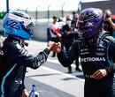 """Hamilton heel blij met Bottas: """"Voor het eerst kunnen communiceren met teamgenoot"""""""