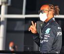 Weerstand brengt het beste in kampioen Lewis Hamilton naar boven