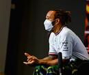"""Lewis Hamilton: """"Track walks een zinloze exercitie, energieverspilling"""""""