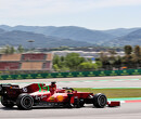 Ferrari rukt op naar voren: Charles Leclerc in zijn nopjes met de vierde plaats