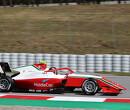 Arthur Leclerc wint zijn eerste F3-race vanaf pole