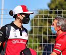 Mercedes bood in 2017 Giovinazzi  een contract aan als derde rijder
