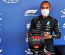 Ricciardo en Alonso maken een diepe buiging voor Lewis Hamilton