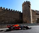 """Sergio Perez op roze wolk na zijn overwinning in Grand Prix van Azerbeidzjan in Bakoe: """"Geweldige dag"""""""