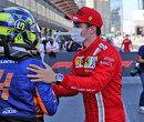 """Leclerc steunt Norris: """"Kwestie van tijd voordat hij wint"""""""