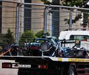 """Ook Aston Martin komt met statement over geplofte Pirelli-band in Bakoe: """"Lag niet aan de auto"""""""