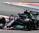 Bottas rijdt met chassis van Hamilton ineens drie tienden sneller