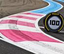 Startopstelling Grand Prix van Frankrijk 2021