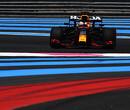 <b>Samenvatting VT3 F1 GP Frankrijk:</b> Verstappen deelt mokerslag uit en zet Mercedes op meer dan 7 tienden