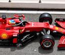 Ferrari coureurs staan weer met beide benen op de grond in Frankrijk:  P5 en P7