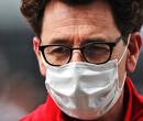 """Ferrari's Binotto feliciteert McLaren met derde plaats: """"Wij blijven tot het einde knokken"""""""