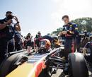Lawson maakt eerste Formule 1-meters bij Young Driver Test