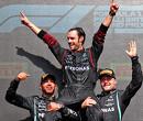 """Bottas zag dat er iets ging gebeuren: """"Lewis verdient de overwinning"""""""