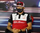 """Räikkönen weer terug: """"Ik ga gewoon verder met mijn werk"""""""