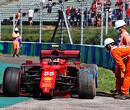 """Sainz vol verbazing na crash: """"Ik heb geen idee wat er mis ging"""""""