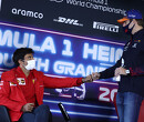 """Sainz over Monza-incident: """"Het is een natuurlijk ding"""""""