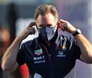 """Masi zegt dat Horner liegt: """"Hebben niks aan race control gevraagd"""""""